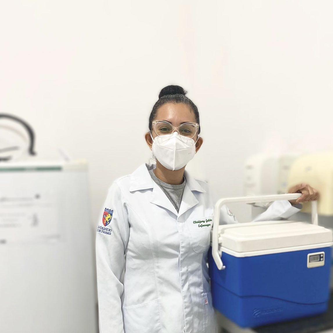 Coordenação de Imunização recebe 70 doses da vacina AstraZeneca